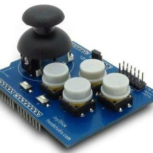 Arduino Analogico Tastiera and mouse gamepad joystick shield