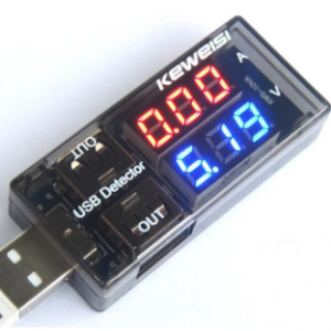 USB Charger Doctor Current Voltaggio Charging Detector