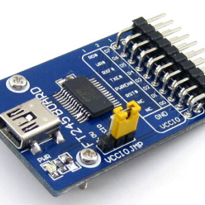 FT245 USB FIFO Board (mini) USB to Parallelo FIFO Modulo with FT245 Chip Onboard