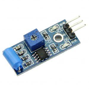 Modulo Sensore di Vibrazione a Tilt SW-420