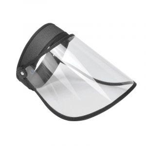 Maschera antisaliva, cappello antisaliva NERO